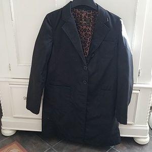 Fendi Jeans long jacket